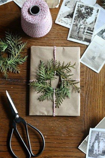 Karácsonyi ajándékcsomagolás 11