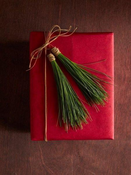Karácsonyi ajándékcsomagolás 4