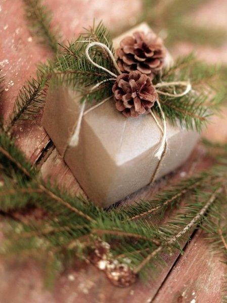 Karácsonyi ajándékcsomagolás 8