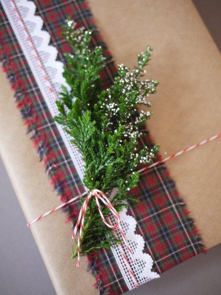 Karácsonyi ajándékcsomagolás 9
