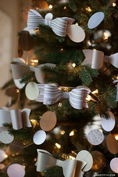 Karácsonyi papírdíszek 28