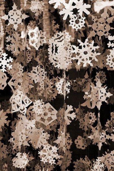 Karácsonyi papírdíszek 3