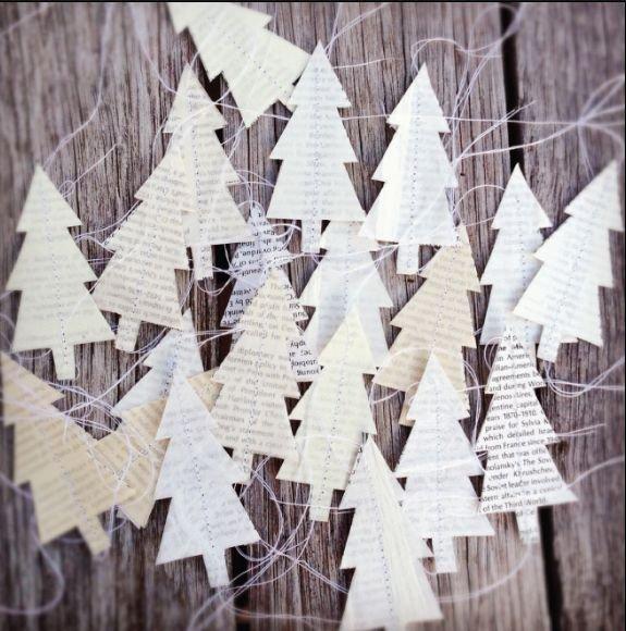 Karácsonyi papírdíszek 4