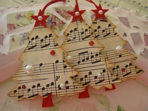 Karácsonyi papírdíszek 5